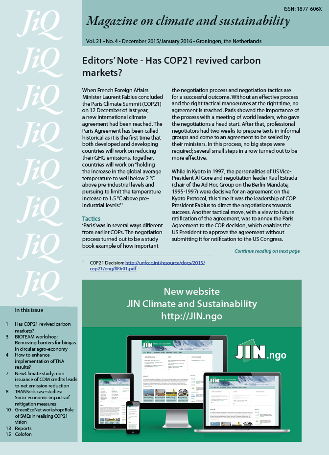 JIQ Magazine Dec2015 Jan2016